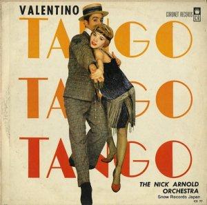 ニック・アーノルド - valentino tangos - CX77