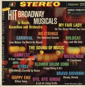 ジョー・ベイジル - hit broadway musicals - AFSD5972