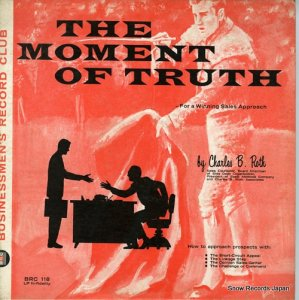 CHARLES B. ROTH - the moment of truth - BRC118