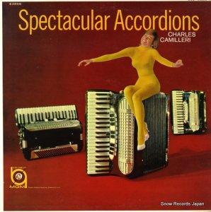 チャールズ・カミレーリ - spectacular accordions - E3856