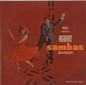 ENRIC MADRIGUERA - sambas - T1368