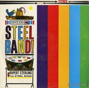 ルパート・スターリング - steel band! - MVS113