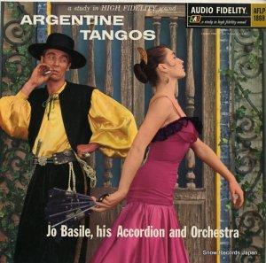 ジョス・バセリ - argentine tangos - AFLP1869