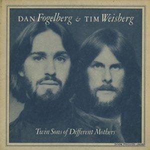 ダン・フォーゲルバーグ&ティム・ワイズバーグ - twin sons of different mothers - JE35339