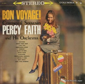 パーシー・フェイス - bon voyage! continental souvenirs - CS8214