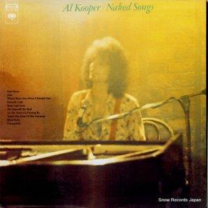 アル・クーパー - naked songs - KC31723