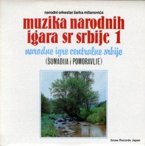 NARODNI ORKESTAR ZARKA MILANOVICA - igara sr srbije 1 - 2114127