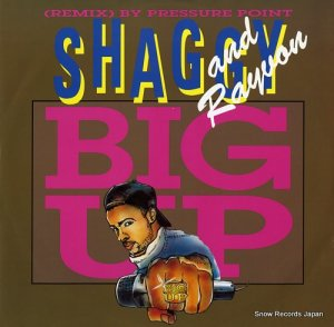 SHAGGY AND RAYON - big up - CRT120R