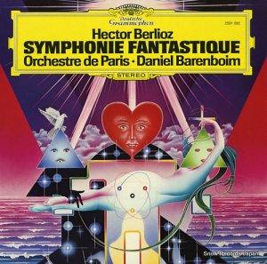 ダニエル・バレンボイム - hector berlioz; symphonie fantastique - 2531092
