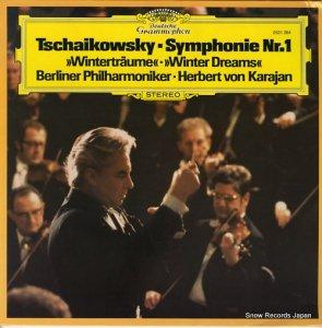 ヘルベルト・フォン・カラヤン - tchaikovsky; symphonie nr.1 g-moll op.13