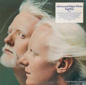 ジョニー&エドガー・ウィンター - together - PZ34033