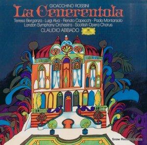クラウディオ・アバド - rossini; la cenerentola - 2709039