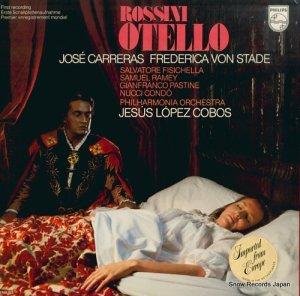 ホセ・カレーラス - rossini; otello - 6769023