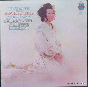 ロリン・マゼール - puccini; madama butterfly - M335181