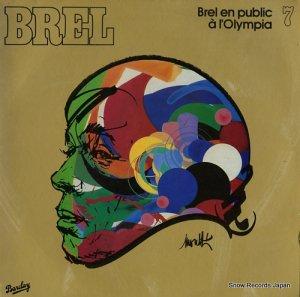 ジャック・ブレル - 7-brel en public a l'olympia-1964 - 200.327