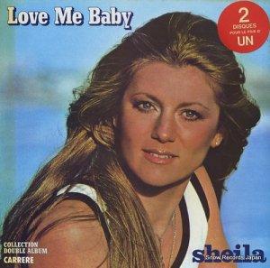 シェイラ - love me baby - 67322