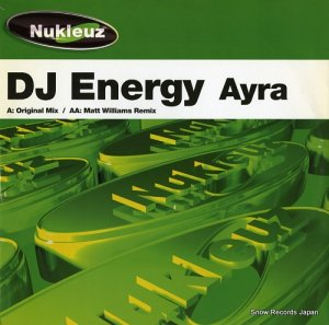 DJ ENERGY - ayra - 0529PNUK