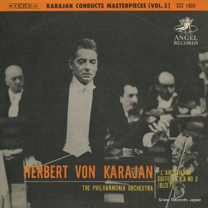 ヘルベルト・フォン・カラヤン - ビゼー:「アルルの女」第1・第2組曲 - SCD1009