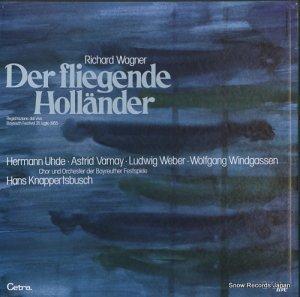 ハンス・クナッパーツブッシュ - wagner; der fliegende hollander - LO51