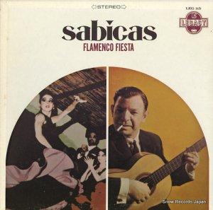 サビーカス - flamenco fiesta - LEG-115