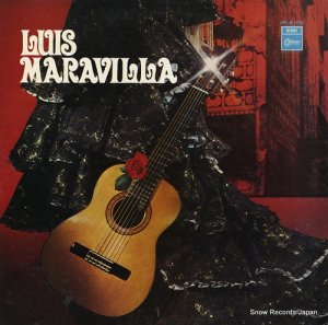 ルイス・マラビーリャ - フラメンコの抒情詩人 - OR-8105