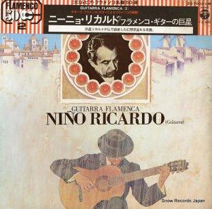 ニーニョ・リカルド - フラメンコ・ギターの巨星 - ZQ-7002-CM