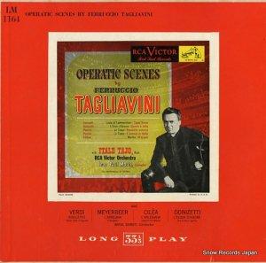フェルッチョ・タリアヴィーニ - operatic scenes - LM-1164