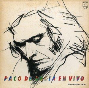 パコ・デ・ルシア - パコ・デ・ルシア・ライブ - 20PP-25