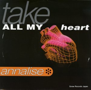 アナリーズ - take all may heart - ABEAT1177