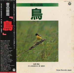 加藤恵子 - 音の図鑑「鳥」 - GZ-7181-2