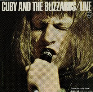 CUBY AND THE BLIZZARDS - live - PHS600-307