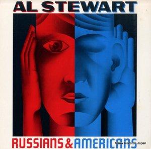 アル・スチュアート - russians & americans - PB6042