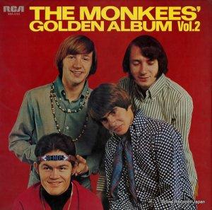 モンキーズ - ゴールデン・アルバム第2集 - SRA-5161
