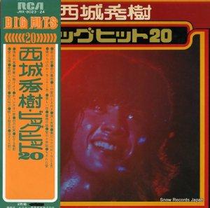 西城秀樹 - ビック・ヒット20 - JRX-8023-24