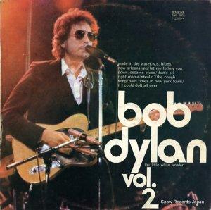 ボブ・ディラン - the little white wonder vol.2 - BHL8002