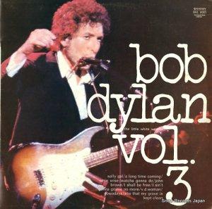 ボブ・ディラン - the little white wonder vol.3 - BHL8003