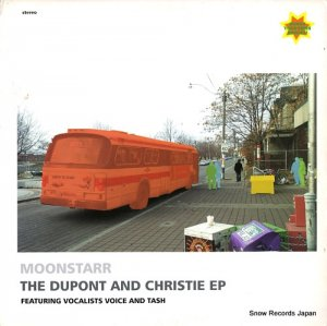 MOONSTARR - the dupont and christie ep - PLP-6348