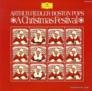 アーサー・フィードラー - a christmas festival - 2584024