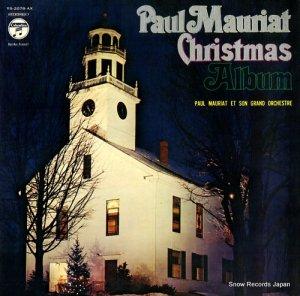 ポール・モーリア・グランド・オーケストラ - ポール・モーリア・クリスマス・アルバム - YS-2078-AX