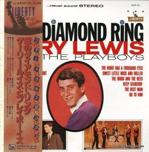 ゲーリー・ルイスとプレイボーイズ - 恋のダイアモンド・リング - K22P-133