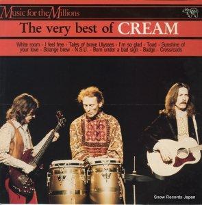 クリーム - the very best of cream - 817-172-1