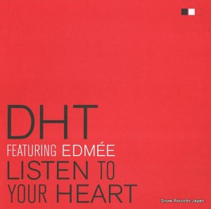 D.H.T. - listen to your heart - DATA109T