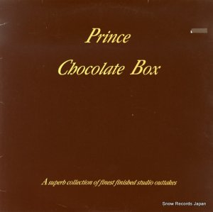 プリンス - chocolate box - PR-A1 / SAROTTISOUNDPRODUCTS888