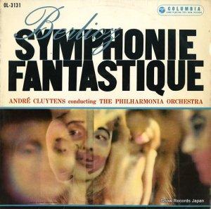 アンドレ・クリュイタンス - ベルリオーズ:幻想交響曲作品14 - OL-3131