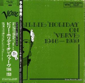 ビリー・ホリデイ - ビリー・ホリデイ・オン・ヴァーヴ1946−1959 - 00MJ3480/9