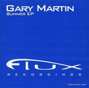 GARY MARTIN - summer ep - FR001