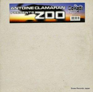 アントワーヌ・クラマラン - zoo / fever - CONGOS005
