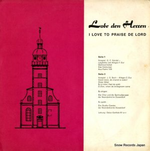 V/A - lobe den herren / i love to praise de lord - D1114