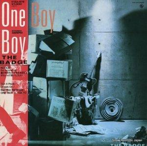 ザ・バッヂ - one boy - K13A-679