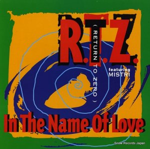 R.T.Z. - in the name of love - 2000529